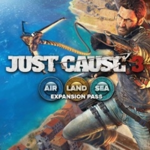 Just Cause 3 Air Land and Sea Expansion Pass