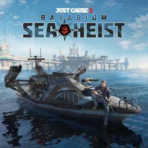 Just Cause 3 Bavarium Sea Heist Pack Digital Download Price Comparison