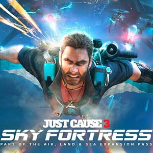 Just Cause 3 Sky Fortress Pack Digital Download Price Comparison