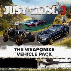 Just Cause 3 Weaponized Vehicle Pack Digital Download Price Comparison