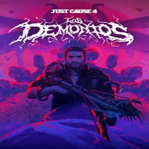 Just Cause 4 Los Demonios