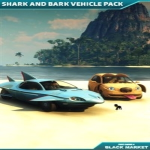 Just Cause 4 Shark and Bark Vehicle Pack