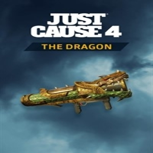 Just Cause 4 The Dragon