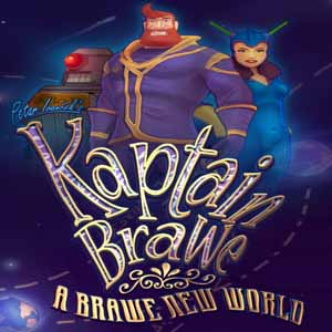 Kaptain Brawe A Brawe New World Digital Download Price Comparison