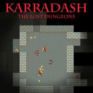 Karradash The Lost Dungeons