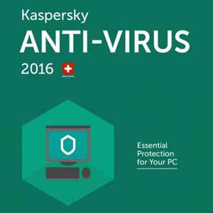 Kaspersky Anti Virus 2016 Digital Download Price Comparison