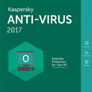 Kaspersky Antivirus 2017 Digital Download Price Comparison