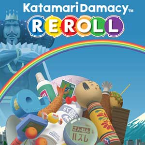 Katamari Damacy REROLL Digital Download Price Comparison