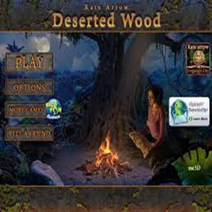 Kate Arrow Deserted Wood