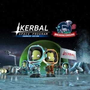 Kerbal Space Program Breaking Ground Expansion Ps4 Digital & Box Price Comparison