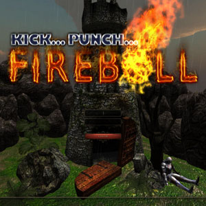 Kick Punch Fireball