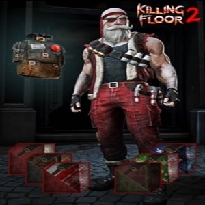 Killing Floor 2 Badass Santa Bundle
