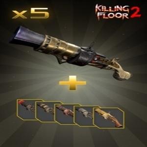 Killing Floor 2 Blunderbuss Weapon Bundle
