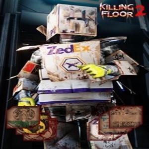 Killing Floor 2 Cardboard Knight Uniform Bundle