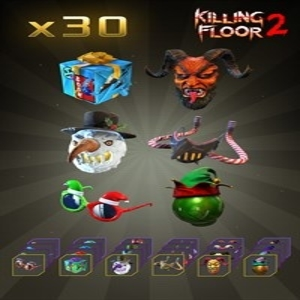 Killing Floor 2 Christmas 2020 Full Gear Bundle