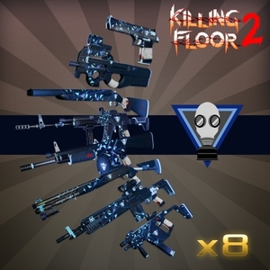 Killing Floor 2 Fosters Favorites Weapon Skin Pack