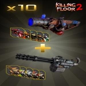 Killing Floor 2 Infernal Insurrection Weapon Bundle
