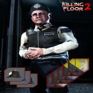 Killing Floor 2 London Bobby Briar Uniform Bundle