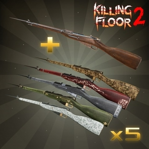 Killing Floor 2 Mosin Nagant