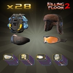 Killing Floor 2 Winter Gear Cosmetic Bundle