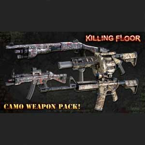 Killing Floor Camo Weapon Pack Digital Download Price Comparison