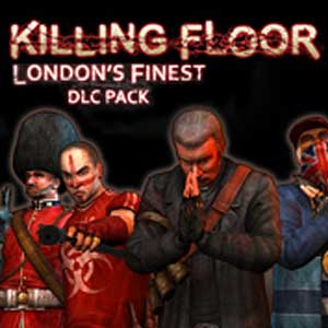 Killing Floor Londons Finest Character Pack Digital Download Price Comparison