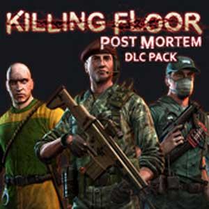 Killing Floor PostMortem Character Pack Digital Download Price Comparison