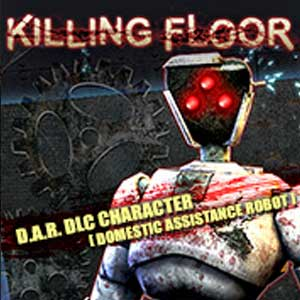 Killing Floor Robot Premium DLC Character Digital Download Price Comparison