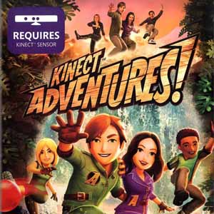 Kinect Adventures XBox 360 Code Price Comparison