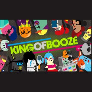King of Booze Drinking Game Digital Download Price Comparison
