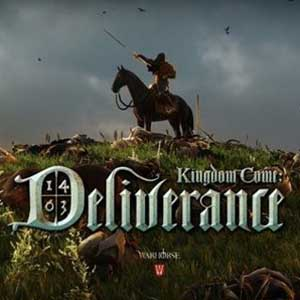 Kingdom Come Deliverance PS4 Code Price Comparison