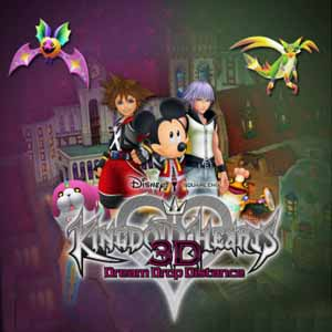 Buy Kingdom Hearts 3D Dream Drop Distance Nintendo 3DS Download Code Compare Prices