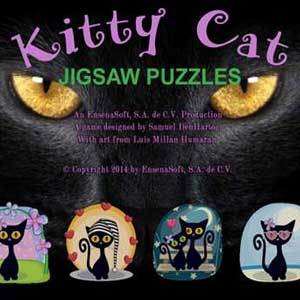 Kitty Cat Jigsaw Puzzles Digital Download Price Comparison