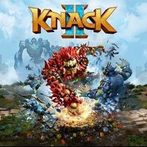Knack 2 PS4 Code Price Comparison