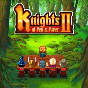 Knights of Pen and Paper 2 Digital Download Price Comparison