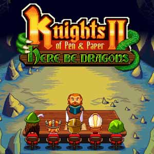 Knights of Pen and Paper 2 Here Be Dragons Digital Download Price Comparison