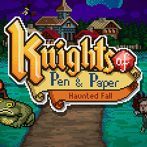 Knights of Pen & Paper Haunted Fall