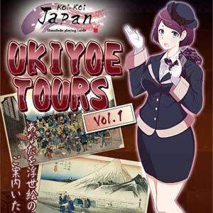 Koi-Koi Japan UKIYOE tours Vol.1 Digital Download Price Comparison
