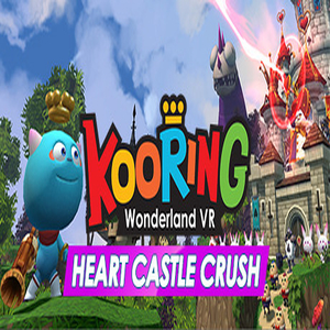 Kooring VR Wonderland Heart Castle Crush