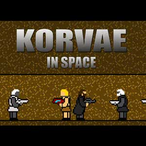 Korvae in space