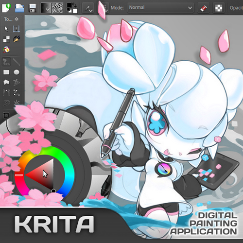 Krita Gemini Digital Download Price Comparison