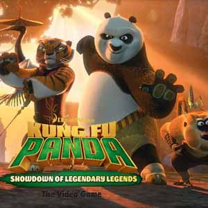 Kung Fu Panda Showdown of Legends Ps4 Code Price Comparison