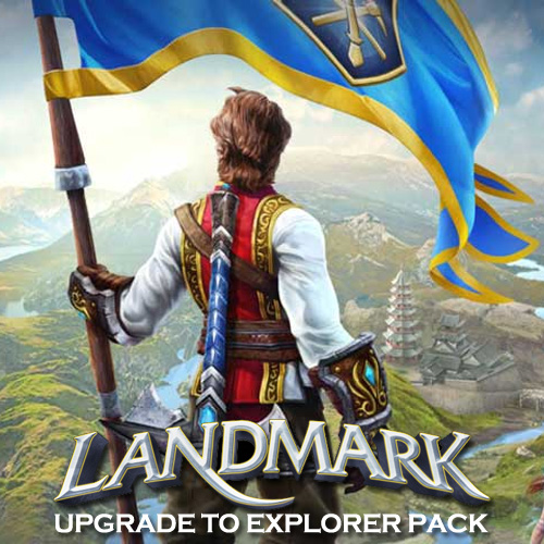 Landmark Upgrade to Explorer Pack Digital Download Price Comparison