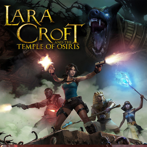 Lara Croft and the Temple of Osiris Ps4 Code Price Comparison