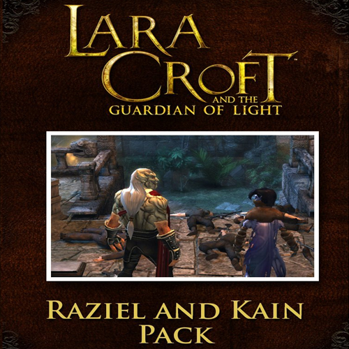 Lara Croft GoL Raziel and Kain Character Pack Digital Download Price Comparison