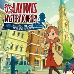 Buy Layton Mystery Journey Katrielle And The Millionaires Conspiracy Nintendo 3DS Download Code Compare Prices