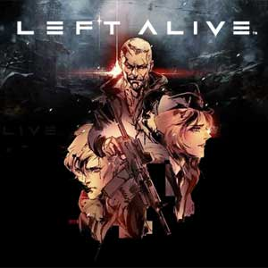 Left Alive PS4 Code Price Comparison