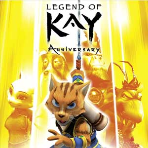 Buy Legend of Kay Anniversary Nintendo Wii U Download Code Compare Prices