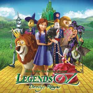 Buy Legends of Oz Dorothys Return Nintendo 3DS Download Code Compare Prices