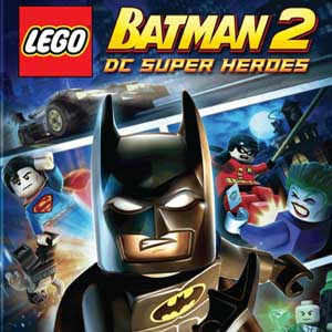 LEGO Batman 2 DC Super Heroes PS3 Code Price Comparison